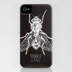 TROUBLE RIPPER / TROUBLE FLY Slim Case iPhone (4, 4s)