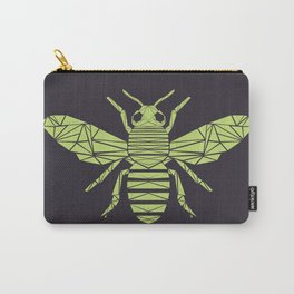 The Bee is not envious - Geometric insect design Carry-All Pouch