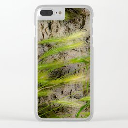 Shining ears Clear iPhone Case