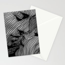 Interlaced Stationery Cards