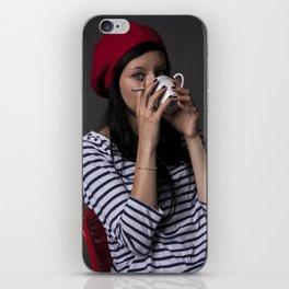 sguardi iPhone Skin
