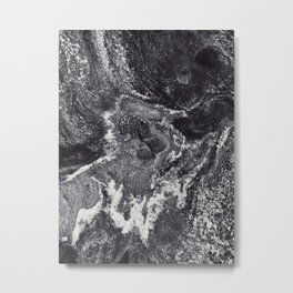 Marble Texture Surface 71 Metal Print