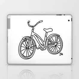 Beach Cruiser Laptop & iPad Skin