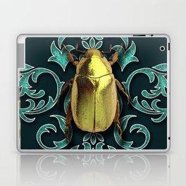 GOLDEN BEETLE Laptop & iPad Skin