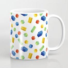 Building Blocks Pattern Coffee Mug