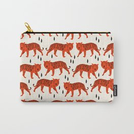Tiger by Andrea Lauren Design Carry-All Pouch