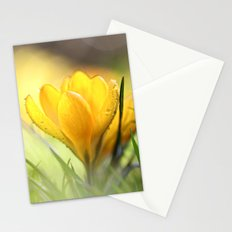 Early in the morning, when it's time.... Stationery Cards
