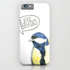 I Eat Brains 2.0 iPhone 6s Slim Case