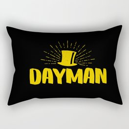 Dayman! Rectangular Pillow
