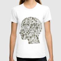 medicine T-shirts featuring Head medicine by aleksander1