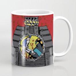 Swords Versus Tanks: Episode 3 Coffee Mug