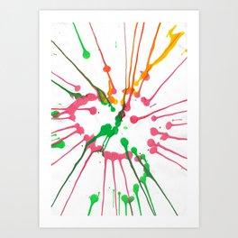 Cohesion Acrylic Art Print