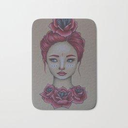 The Rose Princess Bath Mat