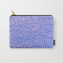 Noodle Doodle Blue Carry-All Pouch