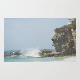Cliffs of Laguna Beach Rug