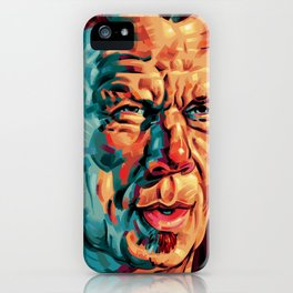 WAITS ZOOM iPhone Case