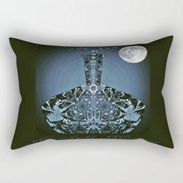 Moonlight Madness Rectangular Pillow