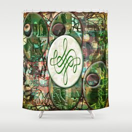 Leah (#TheAccessoriesSeries) Shower Curtain
