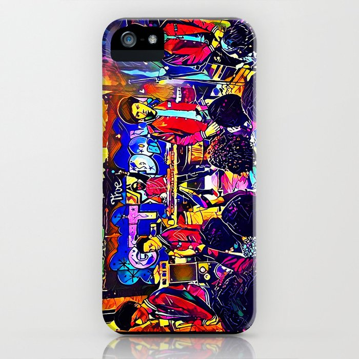 """Set Me Free"" - The Get Down iPhone Case"