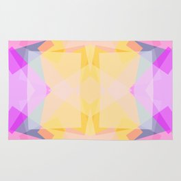 Geometric Shape 01 Rug