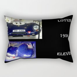 1956 Lotus Eleven  Rectangular Pillow