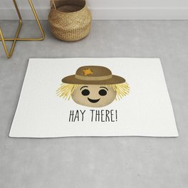 Hay There! Rug