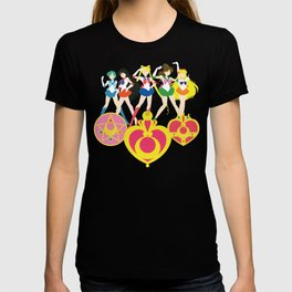 Sailor Soldiers T-shirt