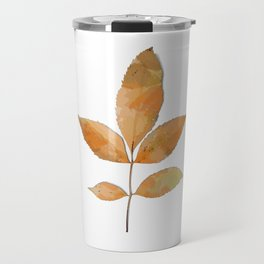 Floral picture for home decor. Abstract Art. Wall art.decorative Travel Mug
