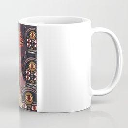 DJ Hammerhand cat - party at ogm garden Coffee Mug