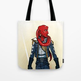 Zel the Knight Tote Bag