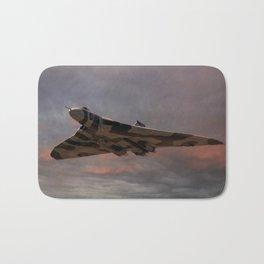 Vulcan Bomber Bath Mat
