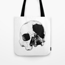 In Thee Dark We Live Tote Bag