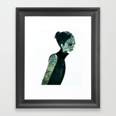 pin-turns Framed Art Print