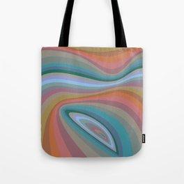 Waves 01 Tote Bag
