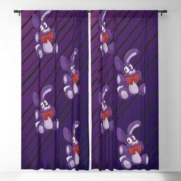 Bonnie Plushie Blackout Curtain