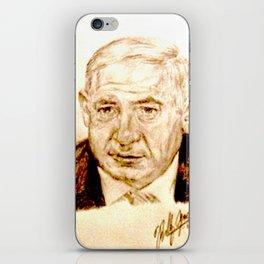 Netanyahu iPhone Skin