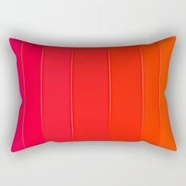 Variety Red Rectangular Pillow