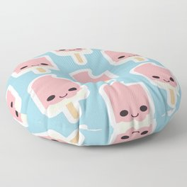 Summer Smile Floor Pillow