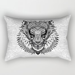 lion aztec art pattern iPhone 4 4s 5 5c 6 7, pillow case, mugs and tshirt Rectangular Pillow
