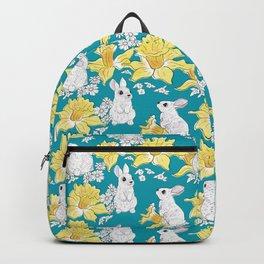 Spring Bunnies Backpack