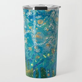 Earth and Water Travel Mug