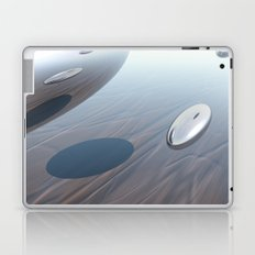 Escaping Area 51 Laptop & iPad Skin