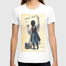 Vintage poster - Chocolat Menier T-shirt