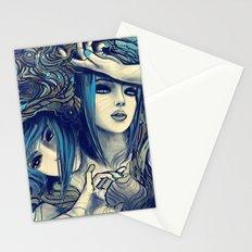 Zodiac Sign: Gemini Stationery Cards