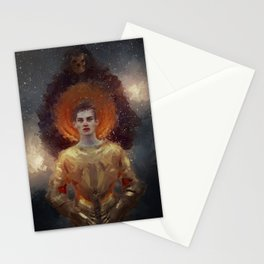 Warrior of light Stationery Cards