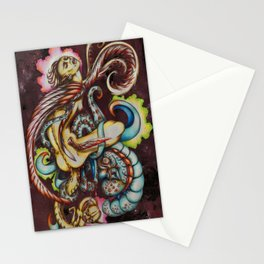 Let it bleed Stationery Cards