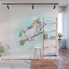 Unicorn Magic Wall Mural
