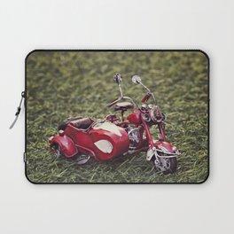 Metal sidecar Laptop Sleeve