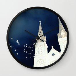 Saigon Notre-Dame Basilica Wall Clock