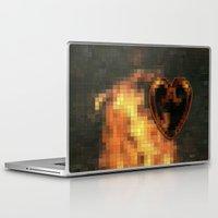 gem Laptop & iPad Skins featuring Gem by Maria Julia Bastias